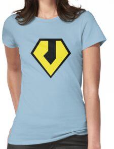 Macross Zentradi Emblem Womens Fitted T-Shirt