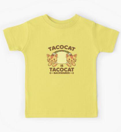 Tacocat Kids Tee