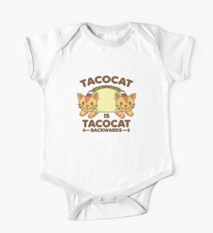 Tacocat One Piece - Short Sleeve