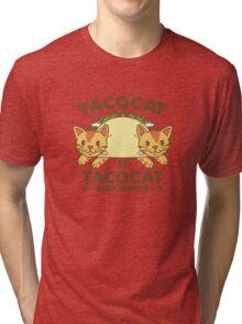 Tacocat Tri-blend T-Shirt