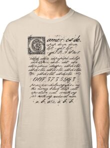 The Gamer Code Classic T-Shirt