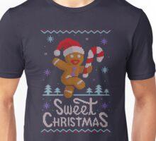 Sweet Christmas Ugly Sweater. Dulce NAvidad Unisex T-Shirt