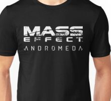 mass effect andromeda Unisex T-Shirt