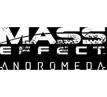 mass effect andromeda Photographic Print