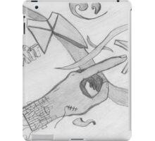 Sketchy Balance iPad Case/Skin