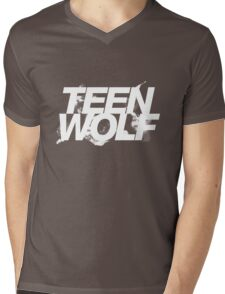Teen Wolf Mens V-Neck T-Shirt