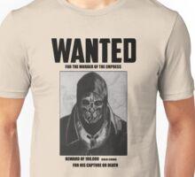 Dishonored Attano Corvo Wanted Unisex T-Shirt