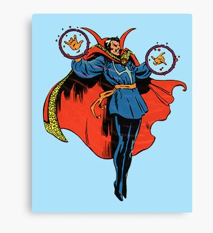 Doctor Strange Canvas Print