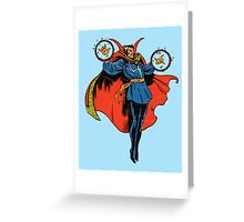 Doctor Strange Greeting Card