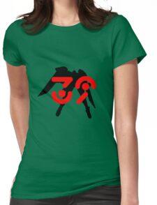 Yugioh Zexal #39 Womens Fitted T-Shirt