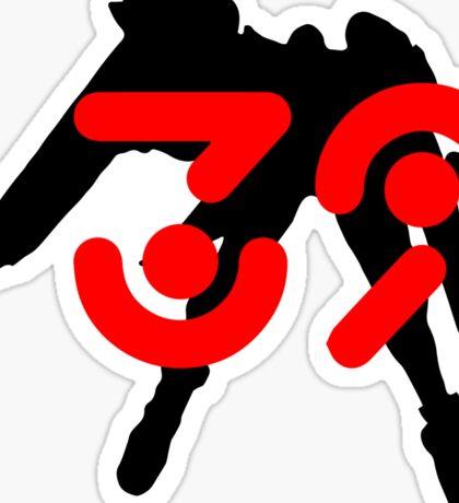 Yugioh Zexal #39 Sticker
