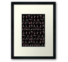 Amazing Art - 33 (Yoga Lover Art) Framed Print