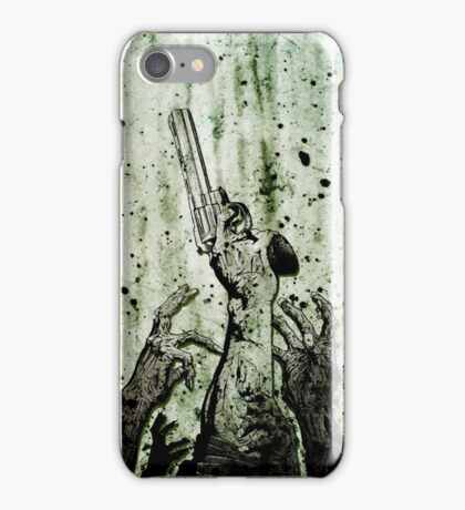 Walking iPhone Case/Skin