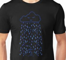 Rain Cloud Watering Sprout New Baby Pregnancy Gift T-Shirt Unisex T-Shirt
