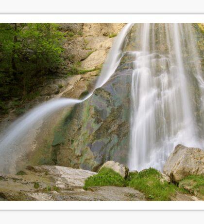 Dard waterfall Sticker