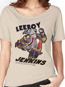 Leeory Jenkins: Time's Up! Women's Relaxed Fit T-Shirt