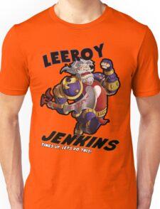 Leeory Jenkins: Time's Up! Unisex T-Shirt