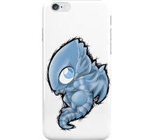 Blue Eyes Chibi Dragon iPhone Case/Skin