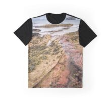 Seacliff Rocks Graphic T-Shirt