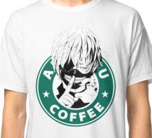 Tokyo Ghoul - Kaneki Ken Anteiku Coffee Classic T-Shirt
