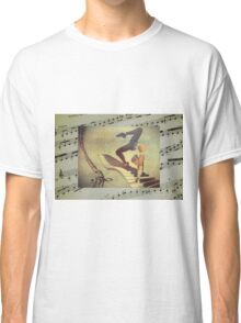 The Piano Gymnast Classic T-Shirt