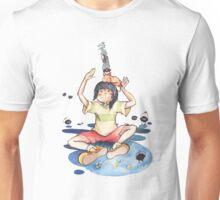 Chihiro's stack of friends Unisex T-Shirt