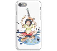Chihiro's stack of friends iPhone Case/Skin
