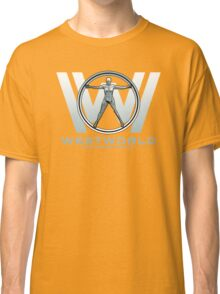 Westworld a Delso Destination Classic T-Shirt