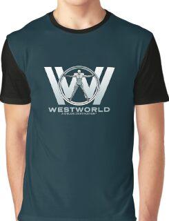 Westworld a Delso Destination Graphic T-Shirt
