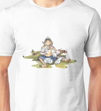 Raising Pups Unisex T-Shirt