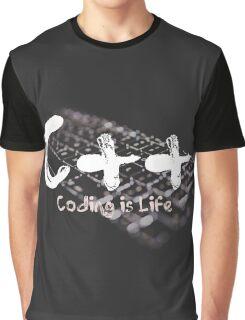 C++ Graphic T-Shirt
