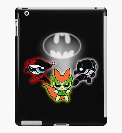 Powerpuff Sirens iPad Case/Skin
