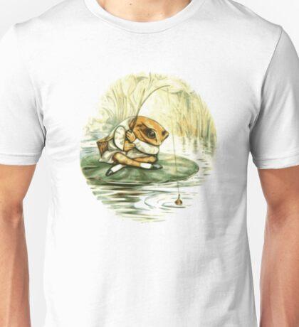 Beatrix potter Jeremy Fisher Unisex T-Shirt