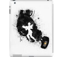 Still Alive (Black Ver.) iPad Case/Skin