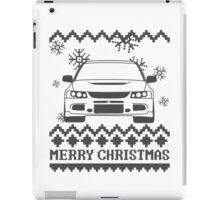 Merry Christmas evo - 2 iPad Case/Skin