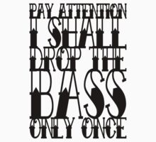 Drop the Bass by no-doubt