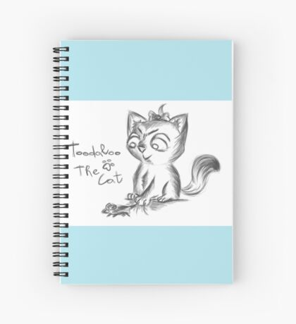 First Design Spiral Notebook