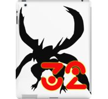 Yugioh Zexal Number 32 iPad Case/Skin