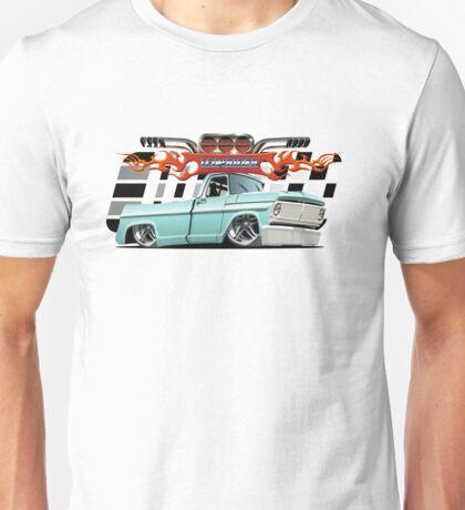 Cartoon retro lowrider Unisex T-Shirt