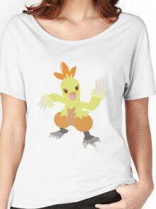 Combusken Women's Relaxed Fit T-Shirt