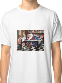 Santa's workshop Classic T-Shirt