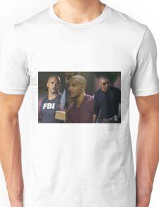 Derek Morgan Criminal Minds Unisex T-Shirt