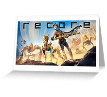 ReCore Greeting Card