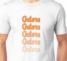 UF Gators Ombre- Orange Unisex T-Shirt