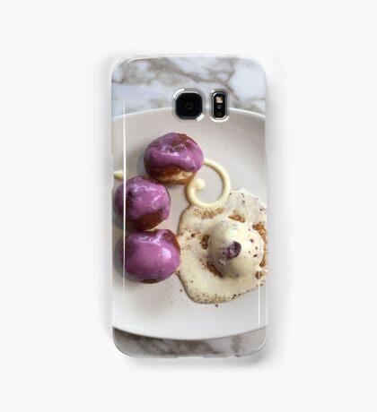 Dessert Samsung Galaxy Case/Skin