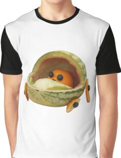 The Veggies - Sweet Baby James Graphic T-Shirt