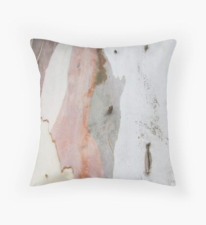 TREE, BARK, TEXTURE, color, Eco, Ecology, Nature, Natural World Throw Pillow