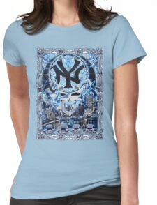 US Blues Womens Fitted T-Shirt