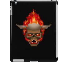Doom Skull Retro iPad Case/Skin
