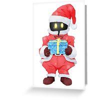 Christmas Vivi Greeting Card
